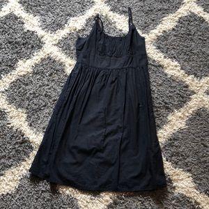 Simple black Gap dress